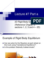 7-Rigid Body Equilibrium_Parta
