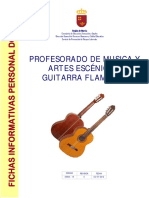 87186 Guitarra Flamenca