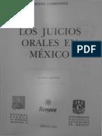 Carbonell Sánchez Miguel Los Juicios Orales en México.pdf
