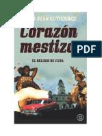 Gutierrez Pedro Juan - Corazon Mestizo - El Delirio De Cuba.pdf