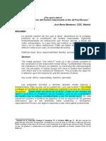 Genealogías de La Etica L. Boff