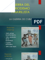 Unidad 6 La prensa y la Guerra en Cuba - Marisol Gaviria Álvarez