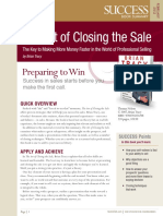 Art of Closing the Sale Summary.pdf