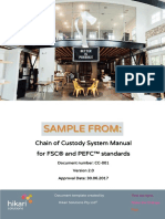 Sample CoC Document Suite Compressed