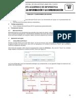 guia de uso exel- tablas y funciones