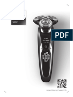 Norelco Shaver 9700 User Manual