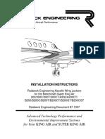 Wing Locker Installation Instructions
