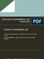 Env Law 1
