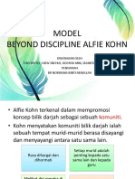 Model Beyond Dicipline Alfie Kohn
