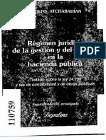 Atchabahian. Regimen Juridico GyCHP (Ley 24.156). Capítulo VI.pdf