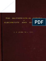 Mathematical Theory Of Electromagnetism Jeans 1911.pdf