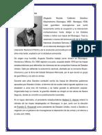 Augusto César Sandino DENIS