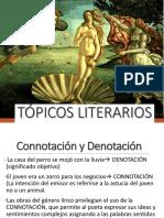 TÓPICOS LITERARIOS.ppt