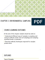 Chapter 2- Environmental Sampling.pptx