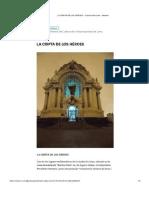 Rosa Maria Vargas -Articulo Cripta de los Heroes- Cultura para Lima- 12-03-2018-Municipalidad de Lima.pdf