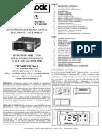 Tdechnologic termostat