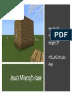 mincraft house