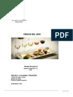 Ciencia del vino