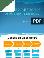 Comercializacion de Minerale CapI