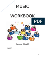 Music Workbook
