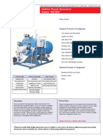 Alstrom Series ASTEG Steam Generator Brochure