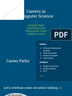 career in cs