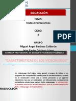 TEXTO ENUMERATIVO - BARBOZA CALDERON - CORDOVA LOPEZ.pptx