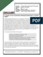 Examen Domiciliario Estado y Sociedad Murillo