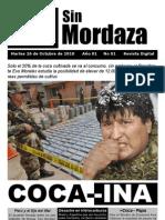 Sin Mordaza Nº1