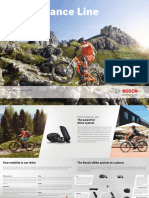 Bosch EBike Performance Line Guide Brochure 2016