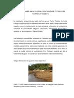 Ética Ambiental en Colombia