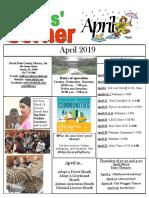 4. April 2019 Kids Corner