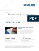 Coursera questionnairedesign 2015