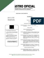 Reglamentos Para Glp-cldh-grasa y Aceites e Instructivo Para Otorgar Autorizaciones