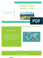 Global Food Production