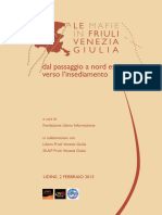 Mafie in FVG Libera Informazione 2014