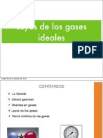 Leyes Gases