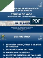 03_Presentación Plan de Manejo_Plan de Manejo Yaco.ppt