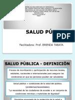 Salud Pública 2018