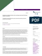 O Manifesto Dos Filósofos Alemães Contra a Psicologia Experimental_ Introdução, Tradução e Comentários _ Araujo _ Estudos e Pesquisas Em Psicologia