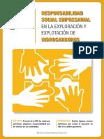 Responsabilidad Social Empresarial en La Exploración y Explotación de Hidrocarburos