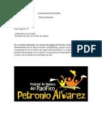 Festival Musical Del Pacifico.docx
