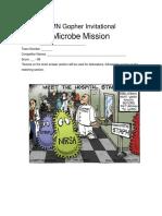 Microbe Mission