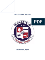 2018 State of the City
