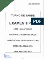 Examen Tipo 3