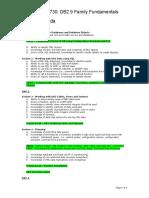 Agenda - DBMS- 3 Days Training Agenda