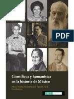 Alberto Saladino García - Científicos y humanistas en la Historia de México