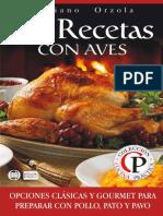 84 RECETAS CON AVES_ Opciones c - Mariano Orzola.-.DD-BOOKS.COM.-.pdf