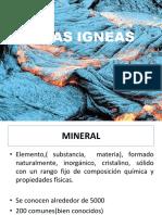 rocasi gneas geologia