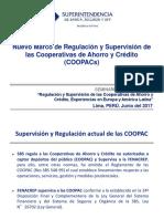 1. Nuevo Marco de Regulacion y Supervision de Las Coopac